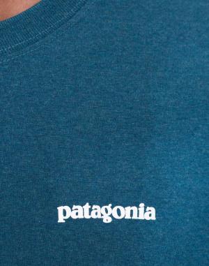 T-Shirt - Patagonia - P-6 Logo Responsibili-Tee