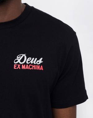 Deus Ex Machina - Whirled Tee