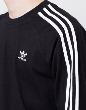 adidas Originals - 3 Stripes LS Tee