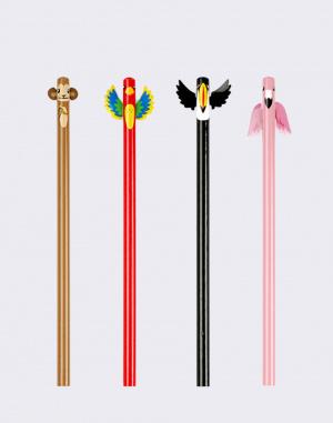 Kikkerland - Tropical Pencils