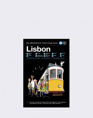Gestalten - Lisbon. The Monocle Travel Guide Serie...