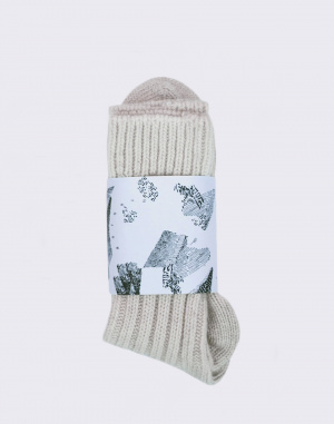 Rotholz - North Wool Socks