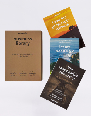 Patagonia - Patagonia Business Library