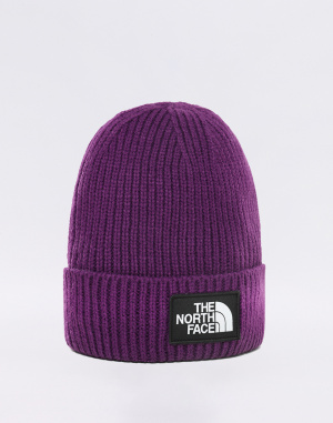The North Face - TNF Logo Box Cuff Beanie
