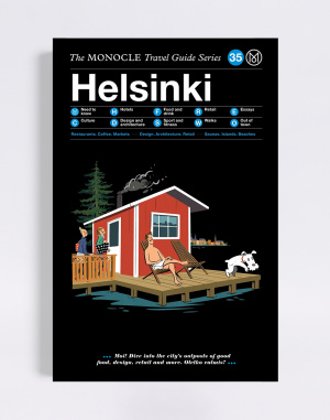 Gestalten - Helsinki: The Monocle Travel Guide Ser...