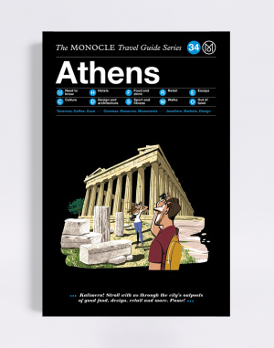 Gestalten - Athens: The Monocle Travel Guide Serie...