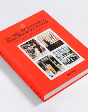 Gestalten - Monocle Guide to Shops, Kiosks and Mar...