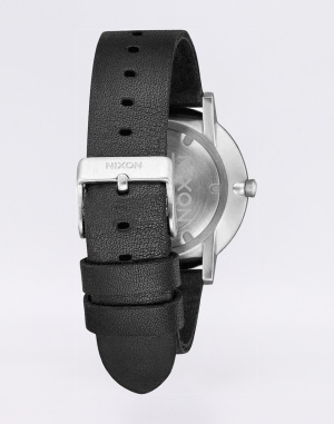 Watch - Nixon - Porter Leather