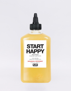 Cosmetics - Plant Apothecary - Start Happy Body Wash 281 ml