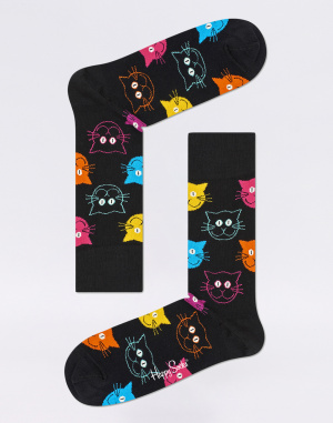 Socks - Happy Socks - Cat VS Dog Gift Box