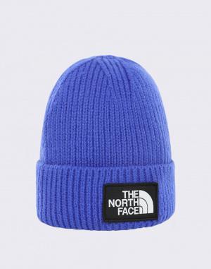 The North Face - TNF Logo Box Cuff Beanie