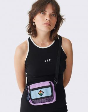 Lazy Oaf - Lazy Small Zip Flap Bag