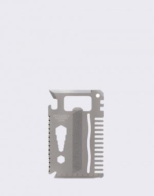 W & W - Credit Card Tool Titanium Finish