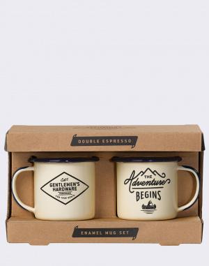 W & W - Espresso Set