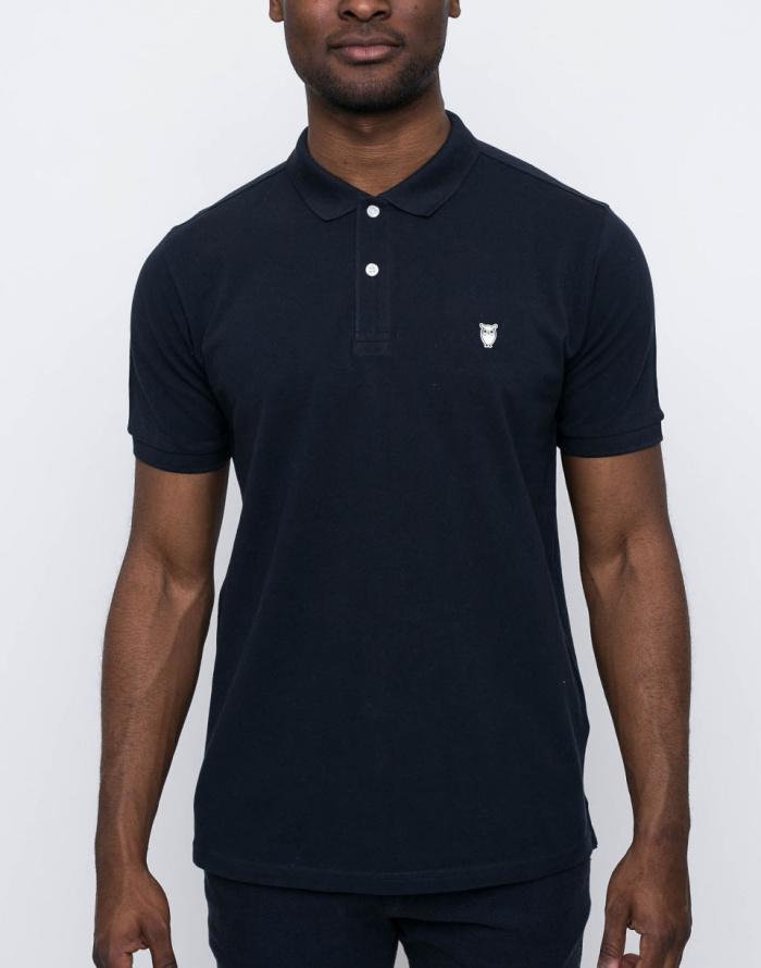 Polo Shirt - Knowledge Cotton - Pique Polo