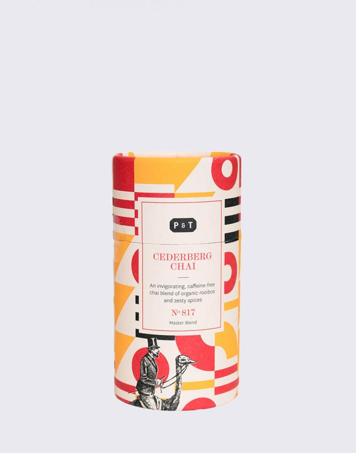 Tea P&T Cederberg Chai no.817