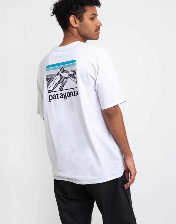 T-shirt Patagonia M's Line Logo Ridge Pocket Responsibili-Tee