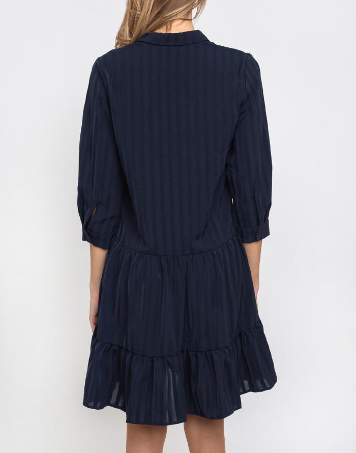 Dress Ichi Stripy