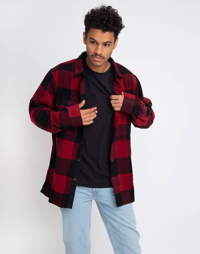 Checked Fjällräven Canada Shirt M