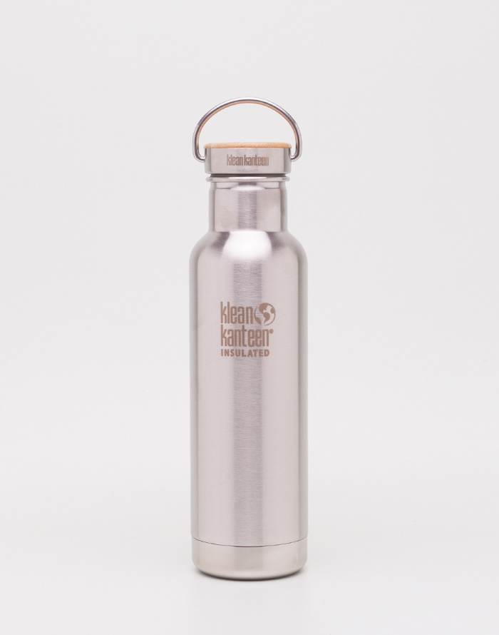 Thermo Bottle - Klean Kanteen - Insulated Reflect 592 ml