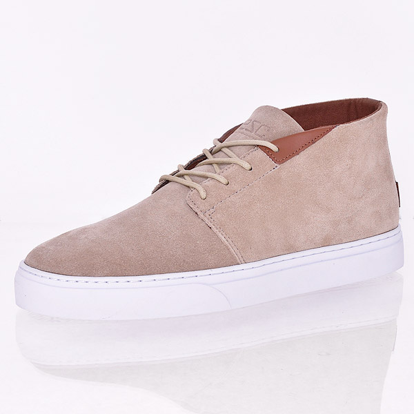 WeSC Mens Fitzroy Fashion High Top Sneakers