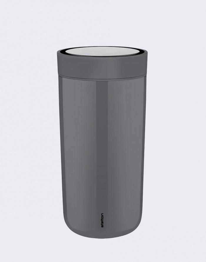 Coffee Mug - Stelton - To Go Click 0,4 l