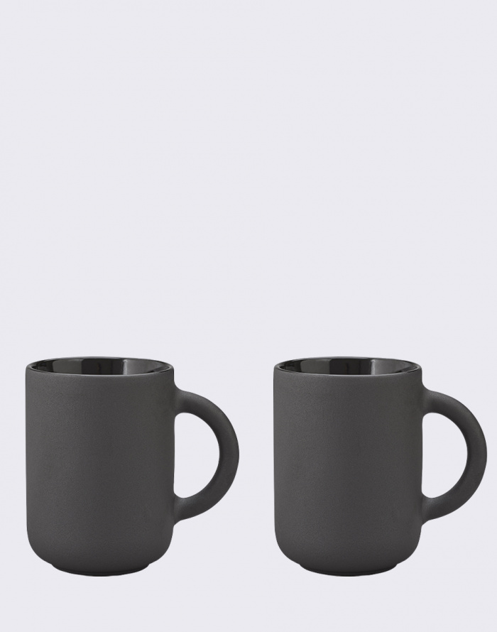 Kitchen & Dining - Stelton - Theo Mug 2pcs