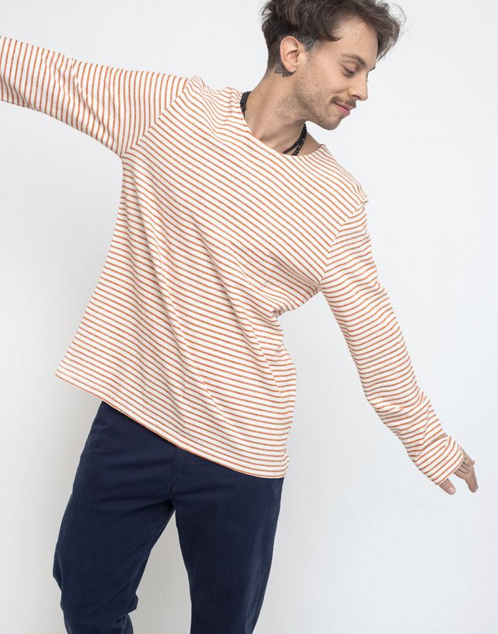 Sweatshirt Armedangels Jaardy Stripes