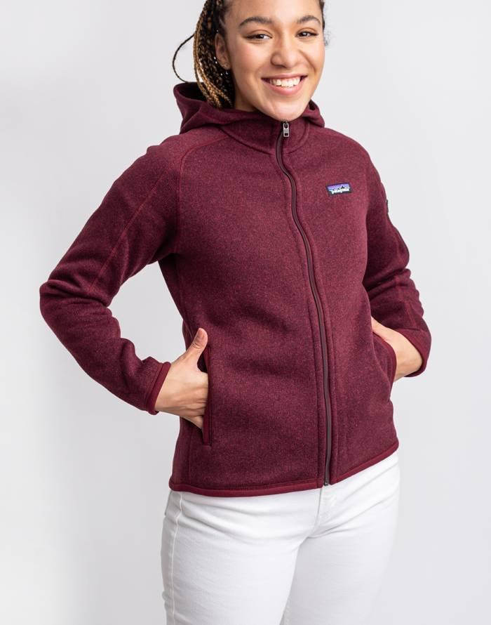 Sweatshirt Patagonia W's Better Sweater Hoody