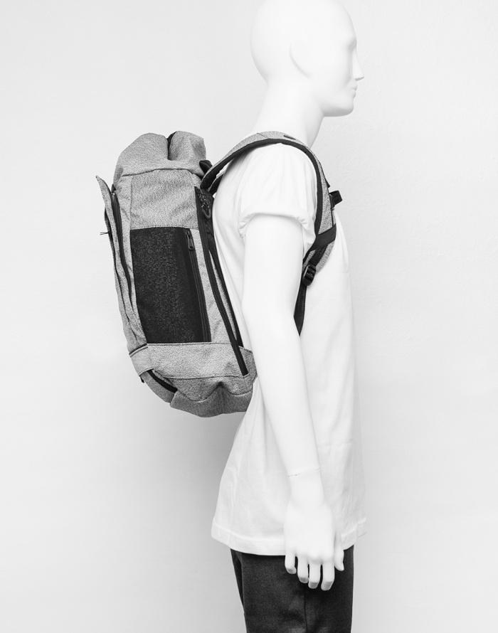 Backpack pinqponq Blok Medium