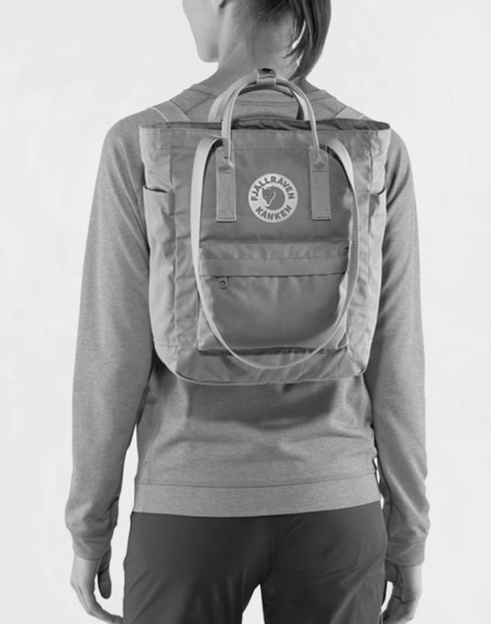 Urban Backpack Fjällräven Kanken Totepack