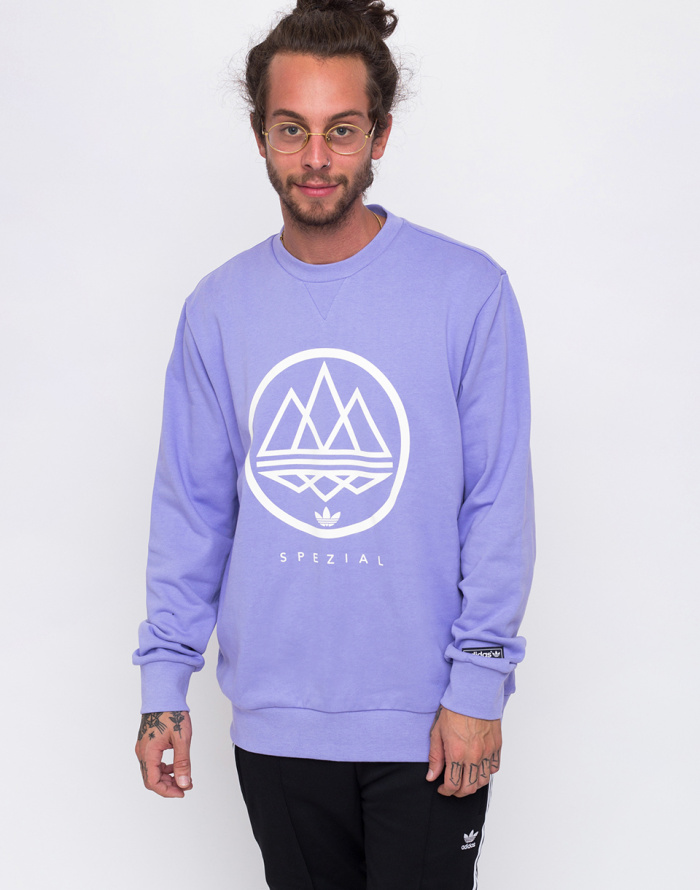 Sweatshirt adidas Originals MOD Trefoil