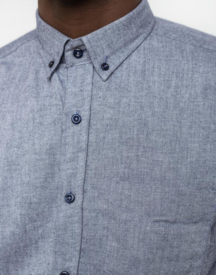 Shirt - By Garment Makers - The Organic Flannel Shirt