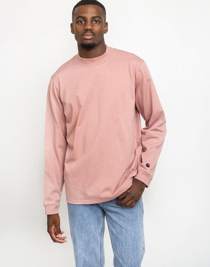T Shirt Carhartt WIP Highneck Boxwood T Shirt