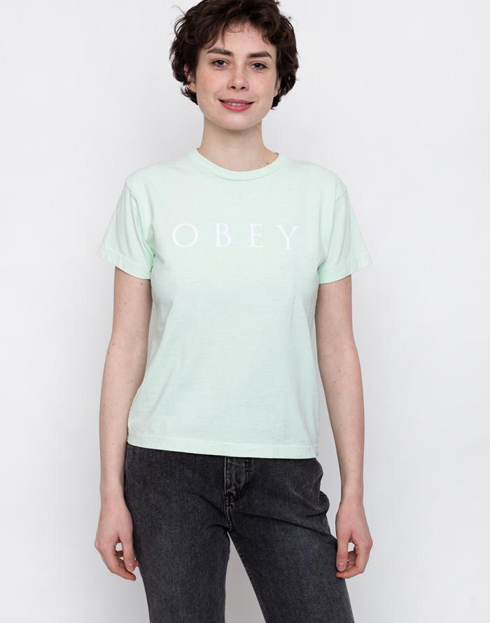 Obey Womens Novel 2 T-Shirt