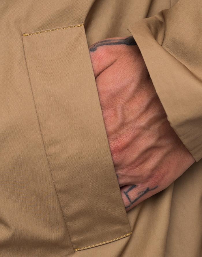 Jacket - Buffet - Pelle Parka