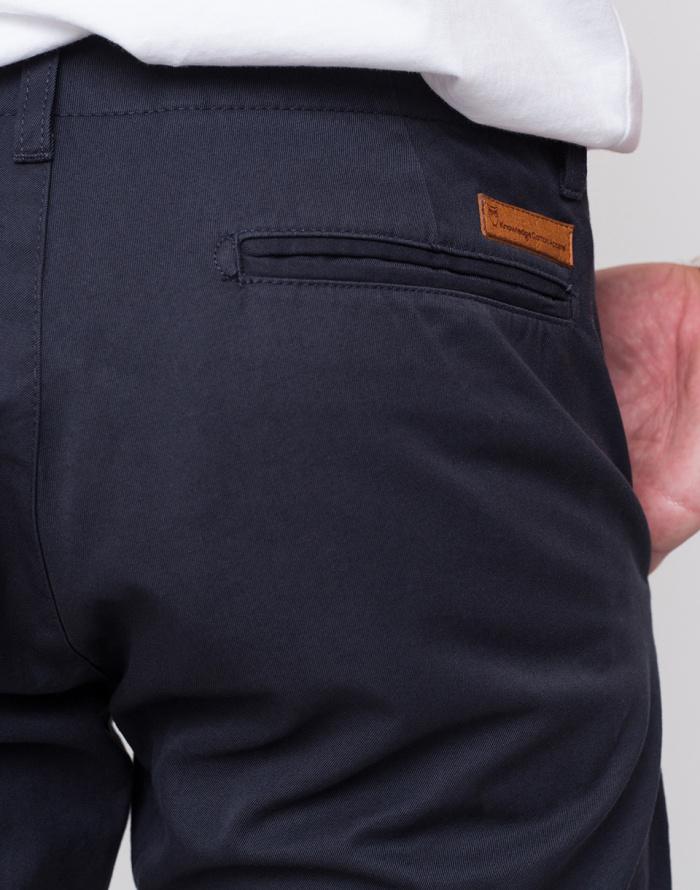 Pants - Knowledge Cotton - Chuck The Brain