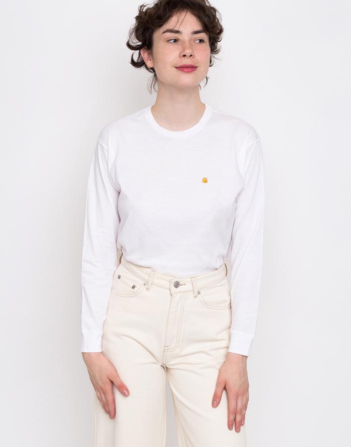 T-Shirt - Carhartt WIP - L/S Chase T-Shirt