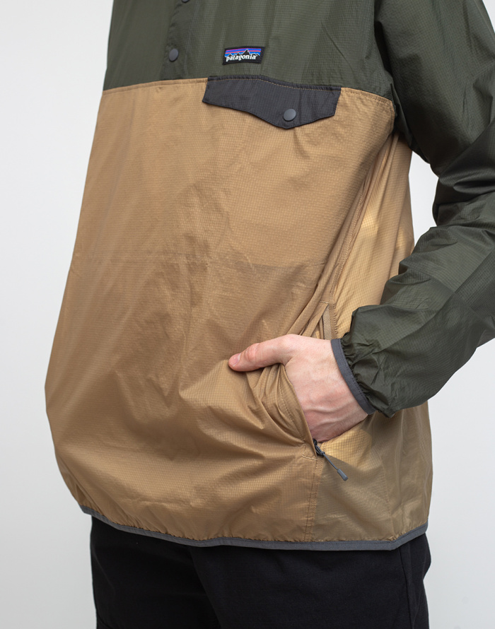 Jacket Patagonia M's Houdini Snap-T Pullover