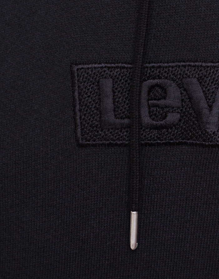 Sweatshirt - Levi's® - Relaxed Graphic Hoodie