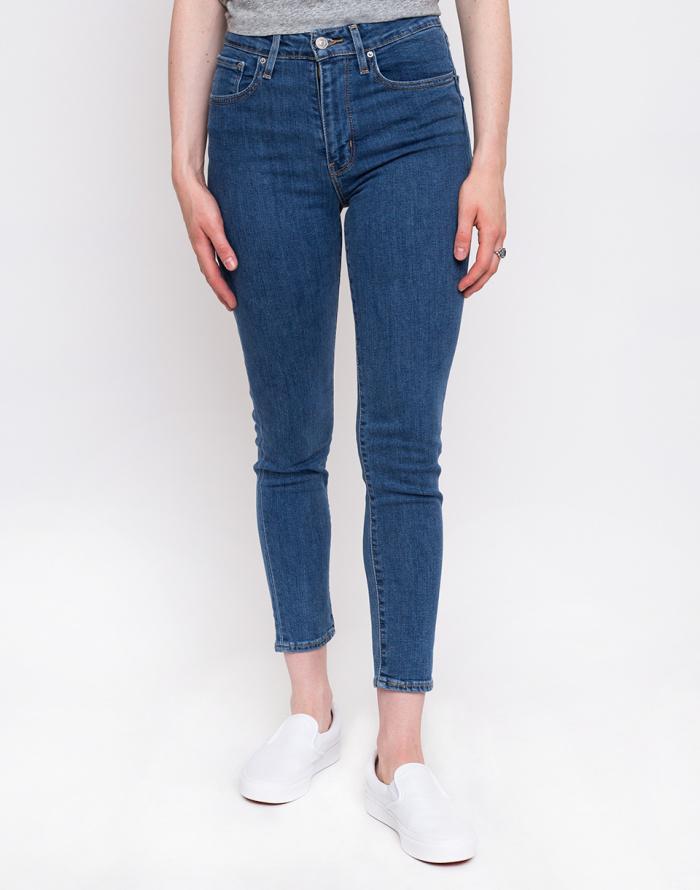 Pants - Levi's® - 721 Hi Rise Skinny Ankle