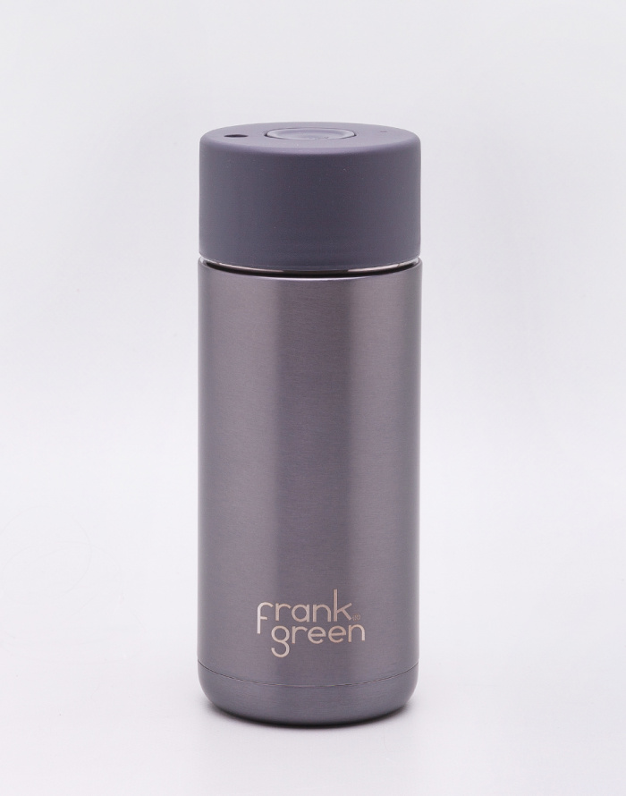 Frank Green Stainless Steel Cup 10oz Black Coffee Cup
