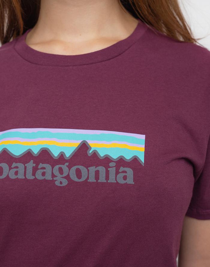 T-Shirt - Patagonia - Pastel P-6 Logo Organic Crew T-Shirt