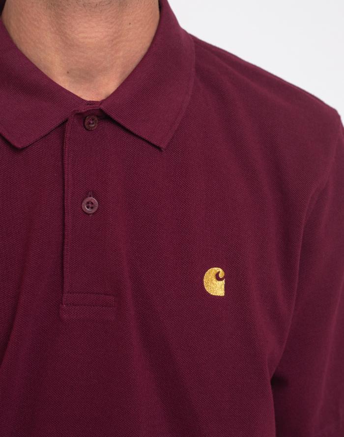 T-shirt Carhartt WIP Chase Pique Polo
