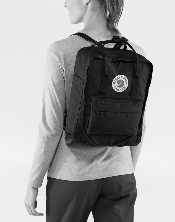 Urban Backpack Fjällräven Kanken Rainbow