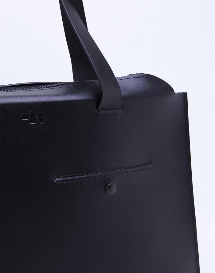 Handbag PBG Leather Bag