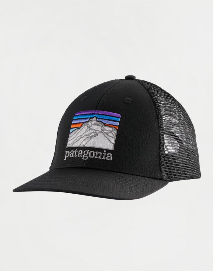 Cap Patagonia Line Logo Ridge LoPro Trucker Hat