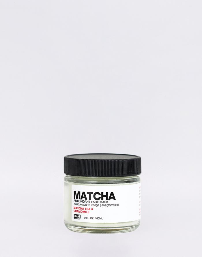 Cosmetics - Plant Apothecary - Matcha Antioxidant Mask 60 ml