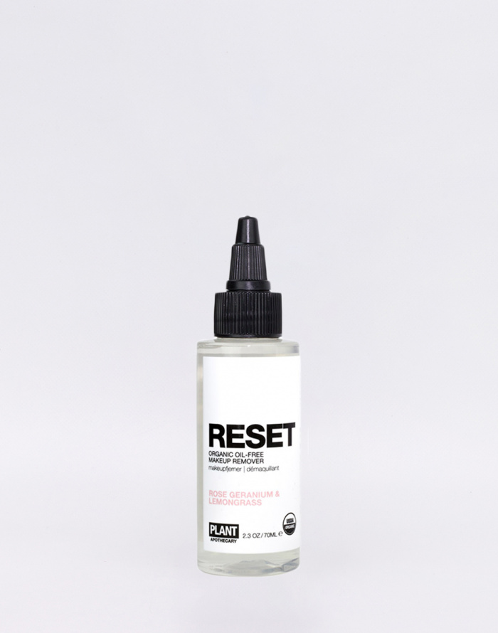 Cosmetics - Plant Apothecary - Reset Makeup Remover 70 ml