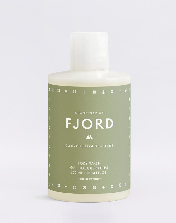Cosmetics - Skandinavisk - Fjord 300 ml Body Wash